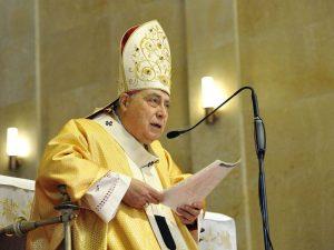Monsignor Andrea Mugione. [Foto / Diocesi di Benevento]