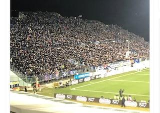 'Napoletano Coronavirus': il coro dei tifosi del Brescia durante la partita col Napoli