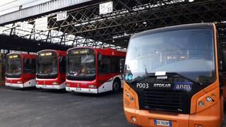 Napoli, autista di bus Anm positivo al Covid: era in servizio a Cavalleggeri