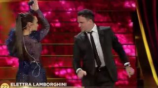 Chi è il maestro Enzo Campagnoli, che ha ballato con Elettra Lamborghini a Sanremo