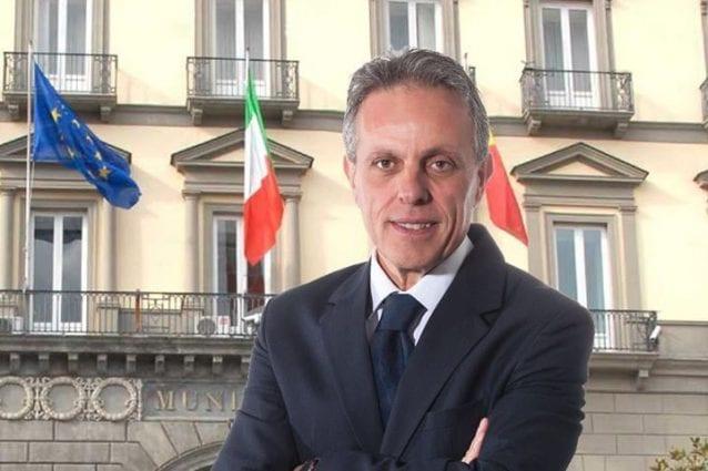 Salvatore Guangi, candidato del centrodestra alle Suppletive per il Senato