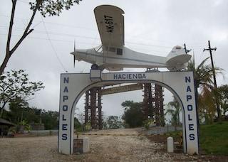 Hacienda Napoles, perché la tenuta di Pablo Escobar è dedicata a Napoli