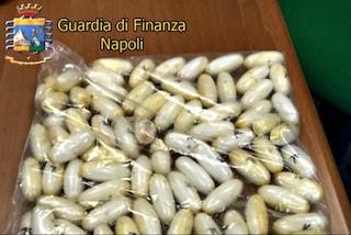Avellino, rientra in carcere dopo un permesso con 17 ovuli di cocaina nell'intestino: grave detenuto