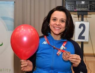 Coppa del Mondo paralimpica di scherma, bronzo per Rossana Pasquino in Ungheria