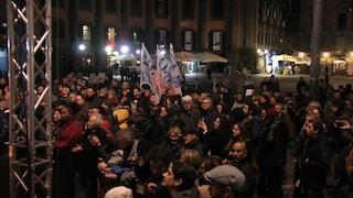 Sardine a Napoli, dopo il flop il movimento si spacca. Martirani: 'Cacciato da Santori'