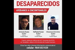 Napoletani scomparsi in Messico, l'avvocato: 'Scarcerato il mandante del rapimento'