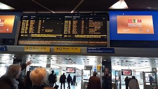 Treno Frecciarossa deragliato, ritardi e cancellazioni anche a Napoli