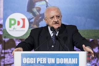 Elezioni Regionali Campania 2020, è ufficiale: Vincenzo De Luca si ricandida