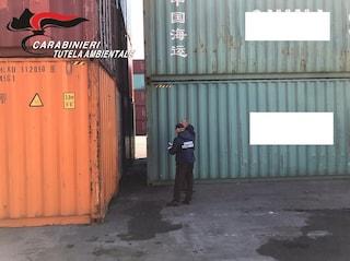 Salerno, 700 tonnellate di rifiuti provenienti dalla Bulgaria sequestrate nel porto