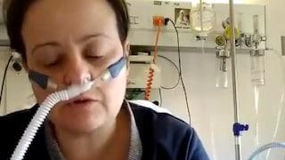 Raccontò coronavirus attaccata al respiratore, la dottoressa di Ariano Irpino torna a casa