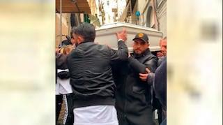 Funerali di Ugo Russo, lunedì l'ultimo saluto al 15enne. Il feretro arrivato ai Quartieri Spagnoli