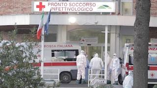 Coronavirus Napoli. Agli ospedali Cotugno e Monaldi non ci sono più posti letto liberi