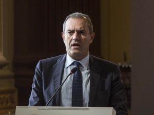 """Strage Capaci Magistris sorriso Giovanni Falcone è ossigeno cuore"""""""