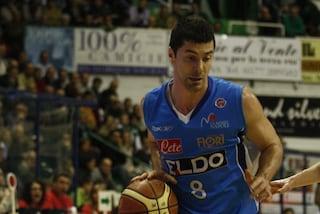 Matteo Malaventura ha sconfitto il coronavirus: l'ex ala del Napoli Basket torna a casa