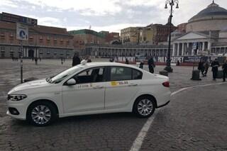 Taxi a Napoli, partono le tariffe fisse da 6 euro per la fase 2 del Coronavirus