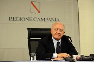 Vigili assunti nello staff della Regione Campania, archiviazione per Vincenzo De Luca