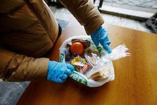 Befana solidale a Salerno e provincia: 1.200 pasti per i poveri