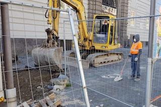 Napoli città cantiere, ritardi su molti lavori a causa delle norme Covid. Via Pigna slitta di 2 mesi