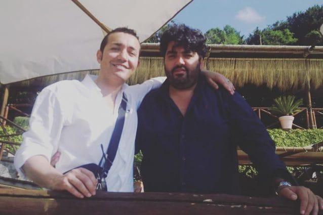 Gino Sorbillo e Antonino Cannavacciuolo.