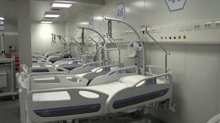 In Campania potenziate le Terapie Intensive negli ospedali: 834 posti letto