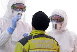 Coronavirus, 5 nuovi positivi nel Salernitano: 2 sono a Eboli