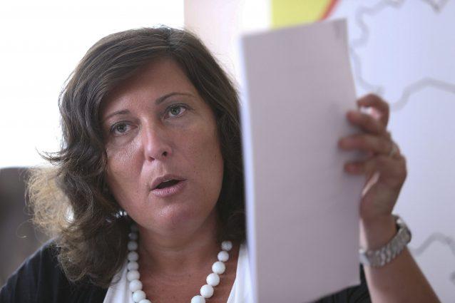 Valeria Ciarambino (Movimento Cinque Stelle)