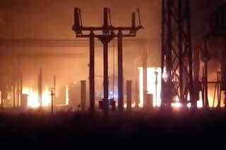 Pozzuoli, scoppio nella cabina Enel: incendio e blackout nella notte