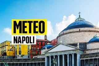 Meteo Napoli oggi mercoledì 9 settembre: afa e caldo, temperature sopra i 30 gradi