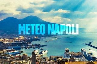 Meteo Napoli, continua il maltempo: violenti temporali e grandinate