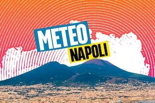 Meteo Napoli e Campania, ultime ore di sole: da domani torna la pioggia