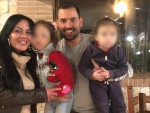 La famiglia Staiano