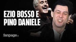 L'ultimo dono di Ezio Bosso: i brani inediti con Pino Daniele