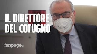Nell'ospedale Cotugno solo 3 in Rianimazione, Di Mauro: 'Virus meno aggressivo'