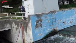 L'acqua delle fogne finiva direttamente nei fiumi: 12 depuratori sequestrati e 33 indagati