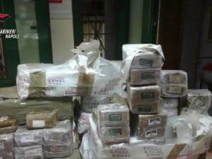 """Troppa gente quella casa"""", carabinieri scoprono 200 chili hashish valgono 1 milione"""