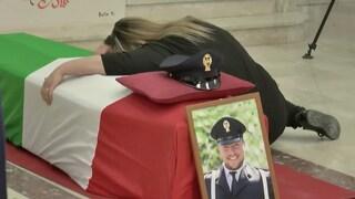 Giuliana, la moglie del poliziotto ucciso, per Festa della mamma: 'Non esiste una me senza te'