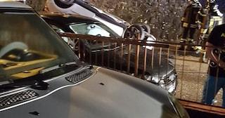 Cilento, sbanda e si ribalta con l'auto: Antonio muore a 53 anni