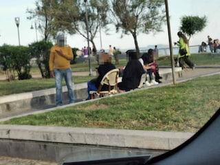 Chiuso il lungomare di via Napoli, fino a 3000 euro di multa a Pozzuoli