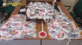 Covid-19 Campania: ora il nuovo business sono le false mascherine per bambini