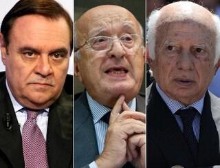 Elezioni Regionali Campania, con De Luca tutti gli ex Dc: Mastella, Pomicino e De Mita