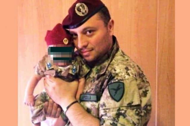 Pasquale Apicella, per tutti Lino, il poliziotto ucciso a Napoli.