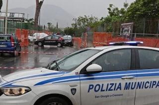 San Giorgio a Cremano, vigile urbano di 30 anni si suicida sparandosi alla testa