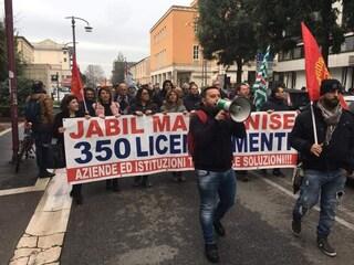 La Jabil di Marcianise licenzia 190 dipendenti in piena pandemia: sciopero ad oltranza