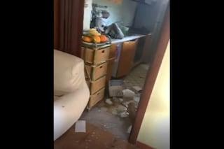 Esplosione alla Alder di Ottaviano, danni anche nelle case a centinaia di metri di distanza
