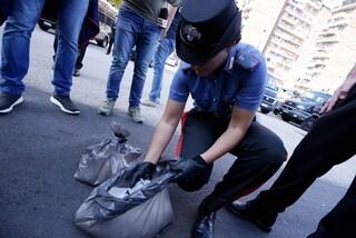 Blitz antidroga a Scafati, smantellata piazza di spaccio: 36 arresti
