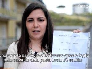 """Lettera anonima all'infermiera: """"Ci porti il Covid"""". Lei: """"Rischio la vita e non mi fermo"""""""