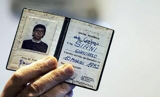 Giancarlo Siani, tesserino da professionista in memoria del giornalista ucciso dalla camorra