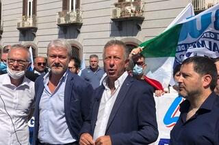 """Aziende in crisi per Covid, Ugl Metalmeccanici in piazza a Napoli: """"Stop licenziamenti nel 2020"""""""