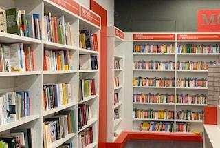 Apre al Vomero la nuova libreria Mondadori Bookstore: tre piani e 60mila libri