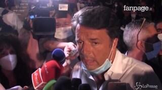 """Elezioni Regionali Campania, Renzi: """"Spero vinca De Luca, ha gestito bene l'emergenza coronavirus"""""""